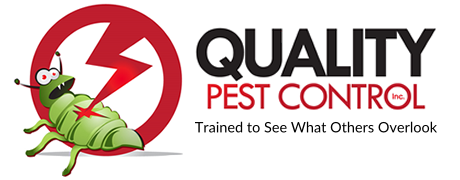 quality pest control omaha logo